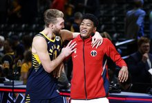 "NBA: ""Pacers"" – ""Wizards"""