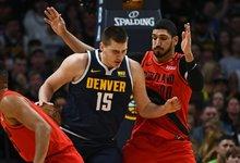 """NBA: """"Nuggets"""" – """"Trail Blazers"""""""