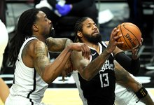 "NBA: ""Clippers"" – ""Nets"""