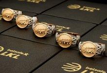 LKL čempionų žiedai