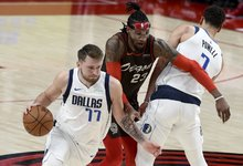"NBA: ""Mavericks"" – ""Trail Blazers"""
