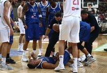 Draugiškos rungtynės: Graikija –...