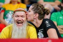 Eurobasket: Lietuva – Graikija