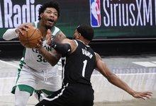 "NBA: ""Nets"" – ""Celtics"""