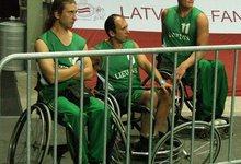 Žmonių su negalia varžybos Lietuva...