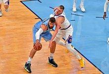 "NBA: ""Nuggets"" – ""Grizzlies"""
