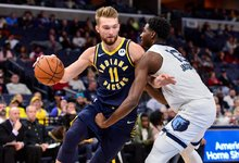 "NBA: ""Grizzlies"" – ""Pacers"""