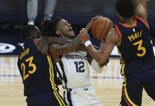 """NBA: """"Grizzlies"""" – """"Warriors"""""""