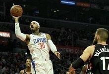 """NBA: """"Clippers"""" – """"Raptors"""""""