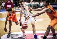 U16: Lietuva – Olandija