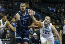 "NBA: ""Grizzlies"" – ""Hornets"""