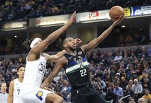 "NBA: ""Pacers"" – ""Bucks"""