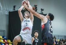 U19: Lietuva – Japonija