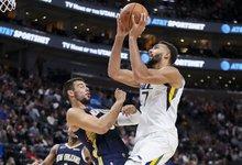 """NBA: """"Jazz"""" – """"Pelicans"""""""