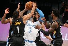 """NBA: """"Lakers"""" – """"Nets"""""""