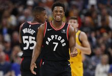 "NBA: ""Jazz"" – ""Raptors"""