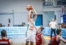 U18: Lietuva – Rusija