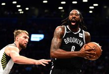 "NBA: ""Pacers"" – ""Nets"""