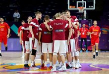 Aštuntfinalis: Latvija –...