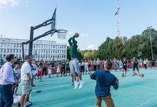 U16 čempionato Kaune atidarymas