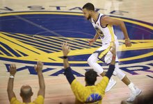 """NBA: """"Warriors"""" – """"Rockets"""""""