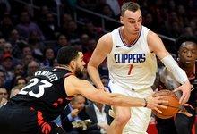 """NBA: """"Raptors"""" – """"Clippers"""""""