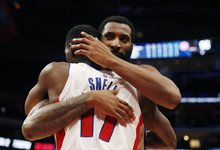 "NBA: ""Pistons"" – ""Pacers"""