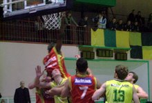 Sakalai-Atletas - LKL 2005.10.11