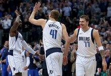 """NBA: """"Pelicans"""" – """"Mavericks"""""""