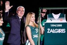 """Eurolyga: """"Žalgiris"""" – """"Fenerbahče"""""""