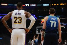 "NBA: ""Lakers"" – ""Mavericks"""