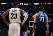 "NBA: ""Lakers"" – ""Mavericks"""