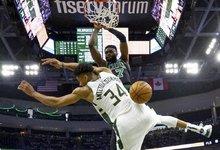 "NBA: ""Bucks"" – ""Celtics"""