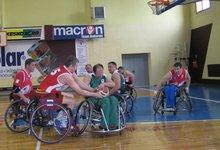 Neįgaliųjų varžybos Latvijoje