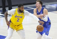 "NBA: ""Mavericks"" – ""Lakers"""