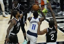 "NBA atkrintamosios: ""Mavericks"" –..."