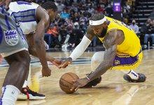 "NBA: ""Kings"" – ""Lakers"""