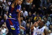 NBA žvaigždės parodomosiose...