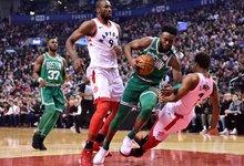 """NBA: """"Raptors"""" – """"Celtics"""""""