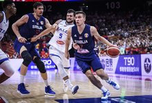 Pasaulio taurė: Italija – Serbija
