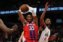 "NBA: ""Wizards"" – ""Pistons"""