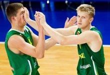 U20: Lietuva - Slovėnija