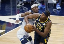 "NBA: ""Pacers"" – ""Timberwolves"""