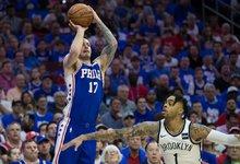 "NBA: ""76ers"" – ""Nets"""