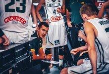 U16: Lietuva – Turkija