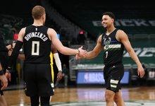 "NBA: ""Pacers"" – ""Bucks"""