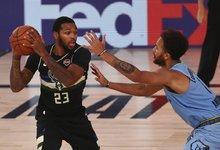 """NBA: """"Grizzlies"""" – """"Bucks"""""""