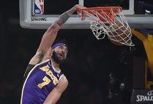 "NBA: ""Lakers"" – ""Nuggets"""