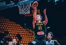 U18: Lietuva – Suomija