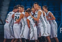 U16: Lietuva – Juodkalnija